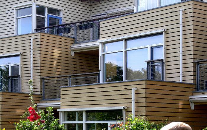 Bureau d'études: Bâtiments d'habitation