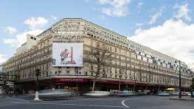 Galeries Lafayette Haussmann - Paris