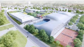 Complexe sportif - Clamart