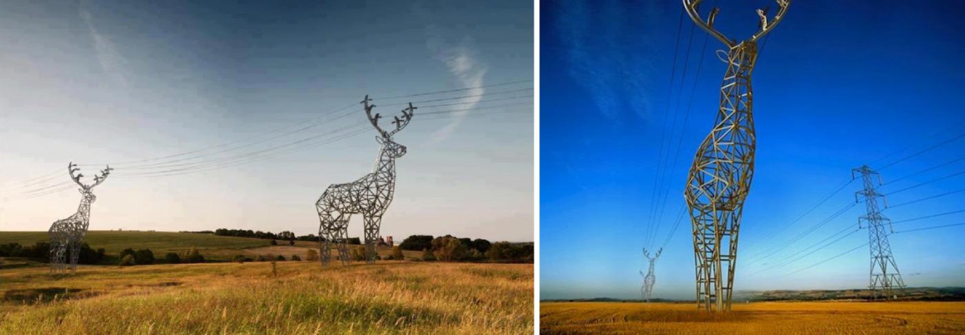 pylônes électriques_Russie