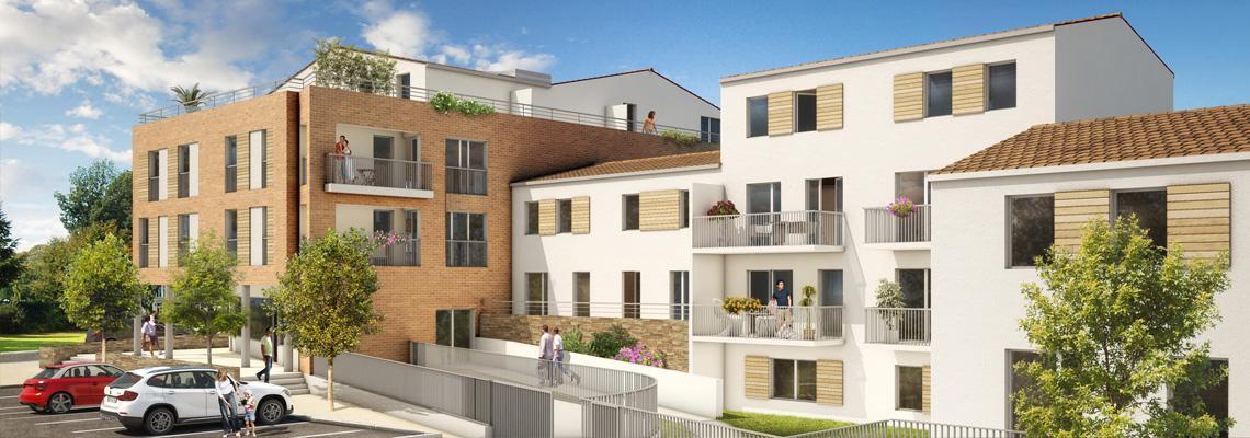 Résidence du Parc Champeau - 126 logements collectifs (2)