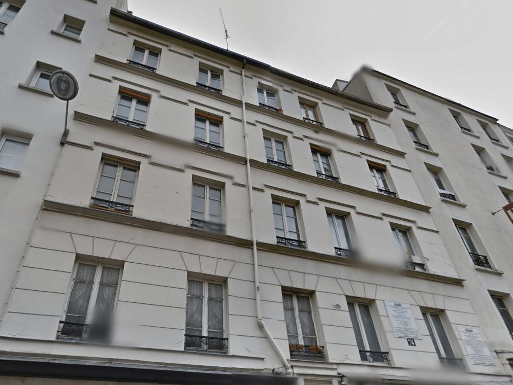 74 rue des Poissonniers