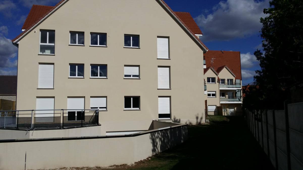 40 logements à Rivery 2