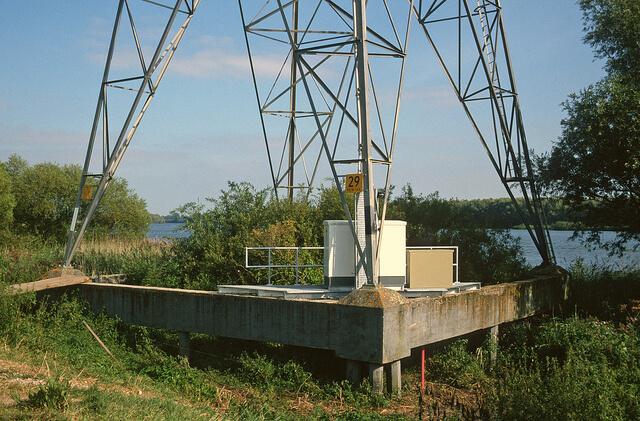 massif de fondation BET spécialisé dans les fondations pour pylônes