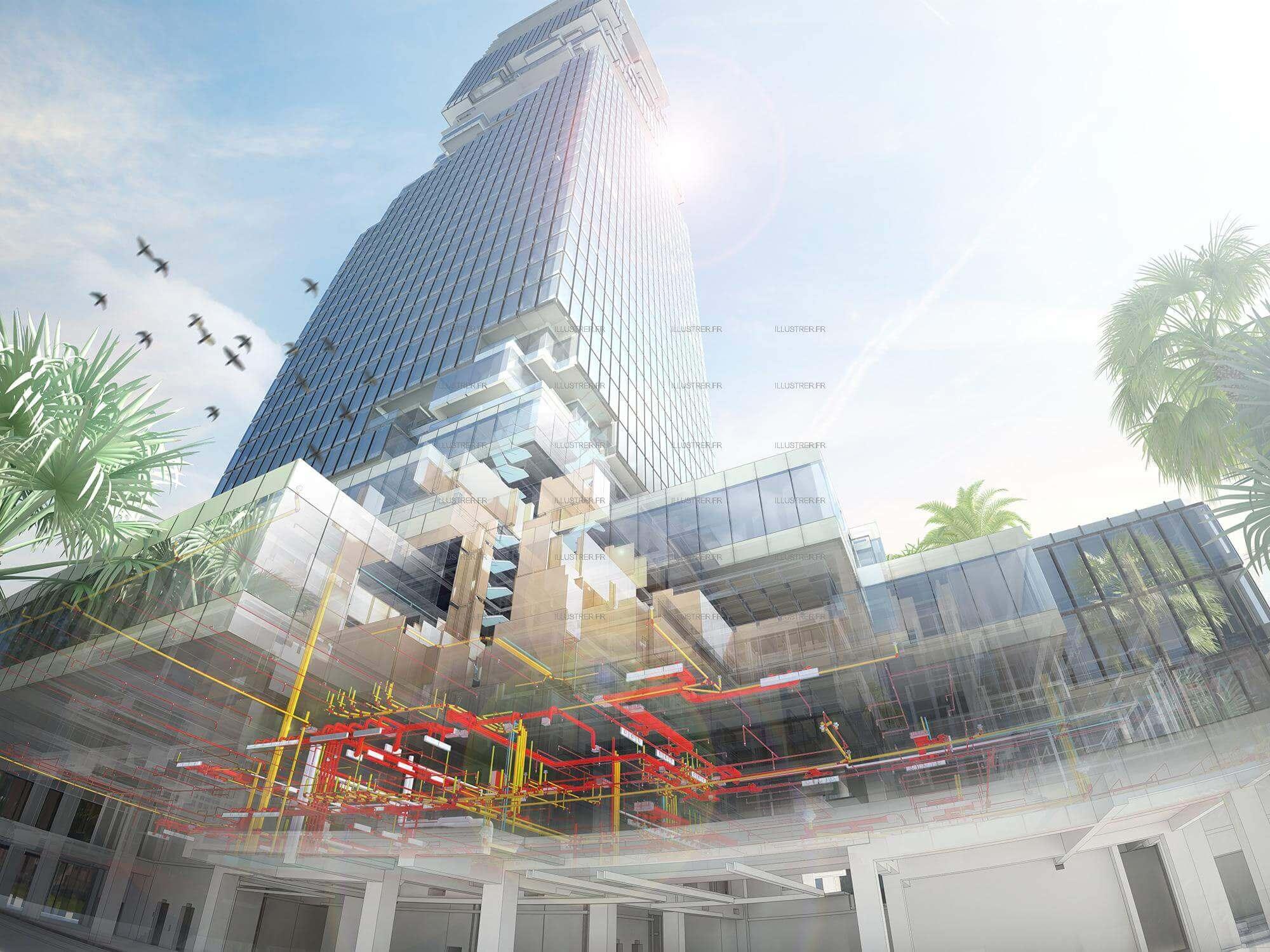 Que peut-on attendre de la maquette numérique du bâtiment BIM ?