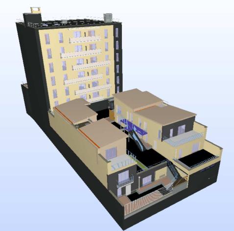 38 logements et création de 10 logements 3