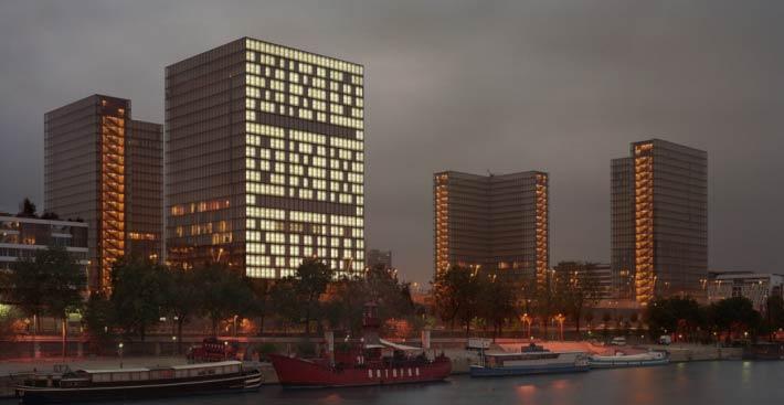 Bibliothèque Nationale de France (BNF) - Paris