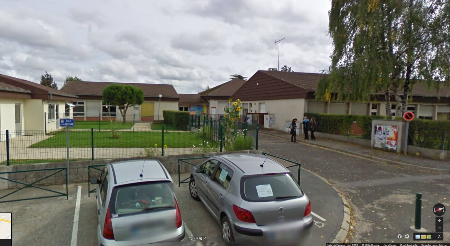 Groupe scolaire MONTRY (77)