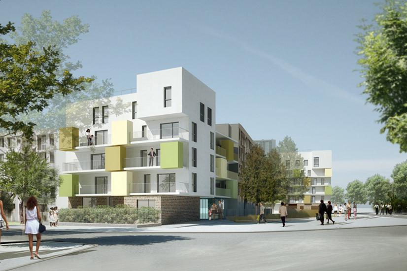 28 logements - Courneuve (2)
