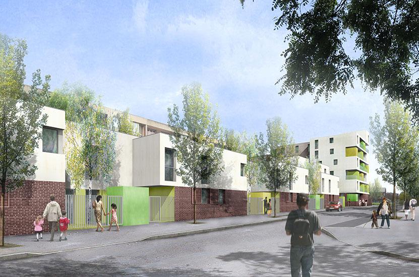 28 logements - Courneuve (4)