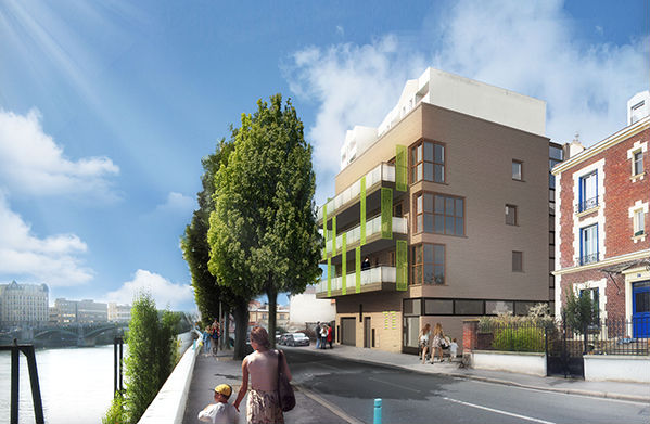6 logements ile saint denis