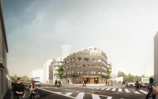 construction logements collectifs