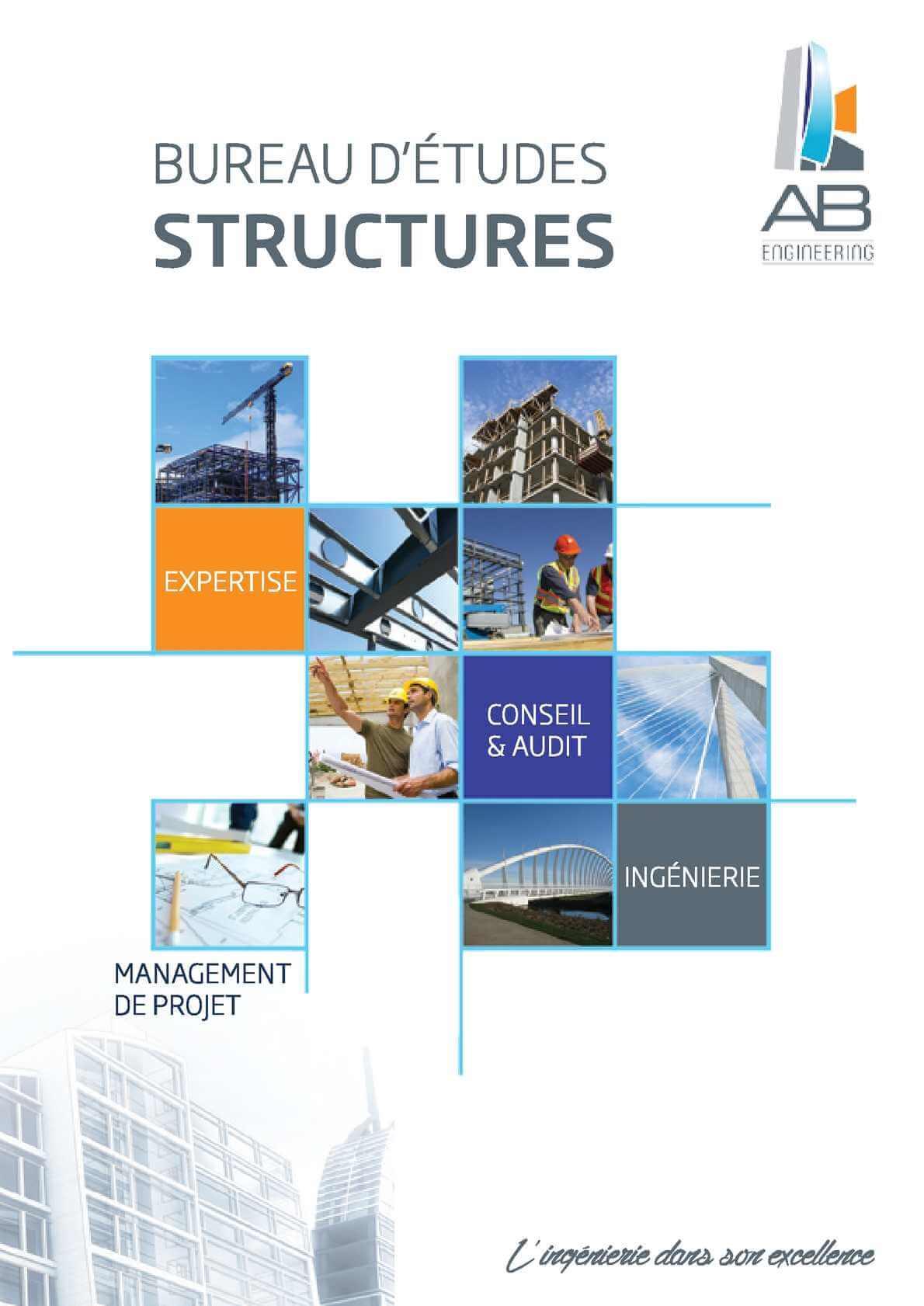 Bureau Etude Structure Calcul Et Diagnostic De Structures