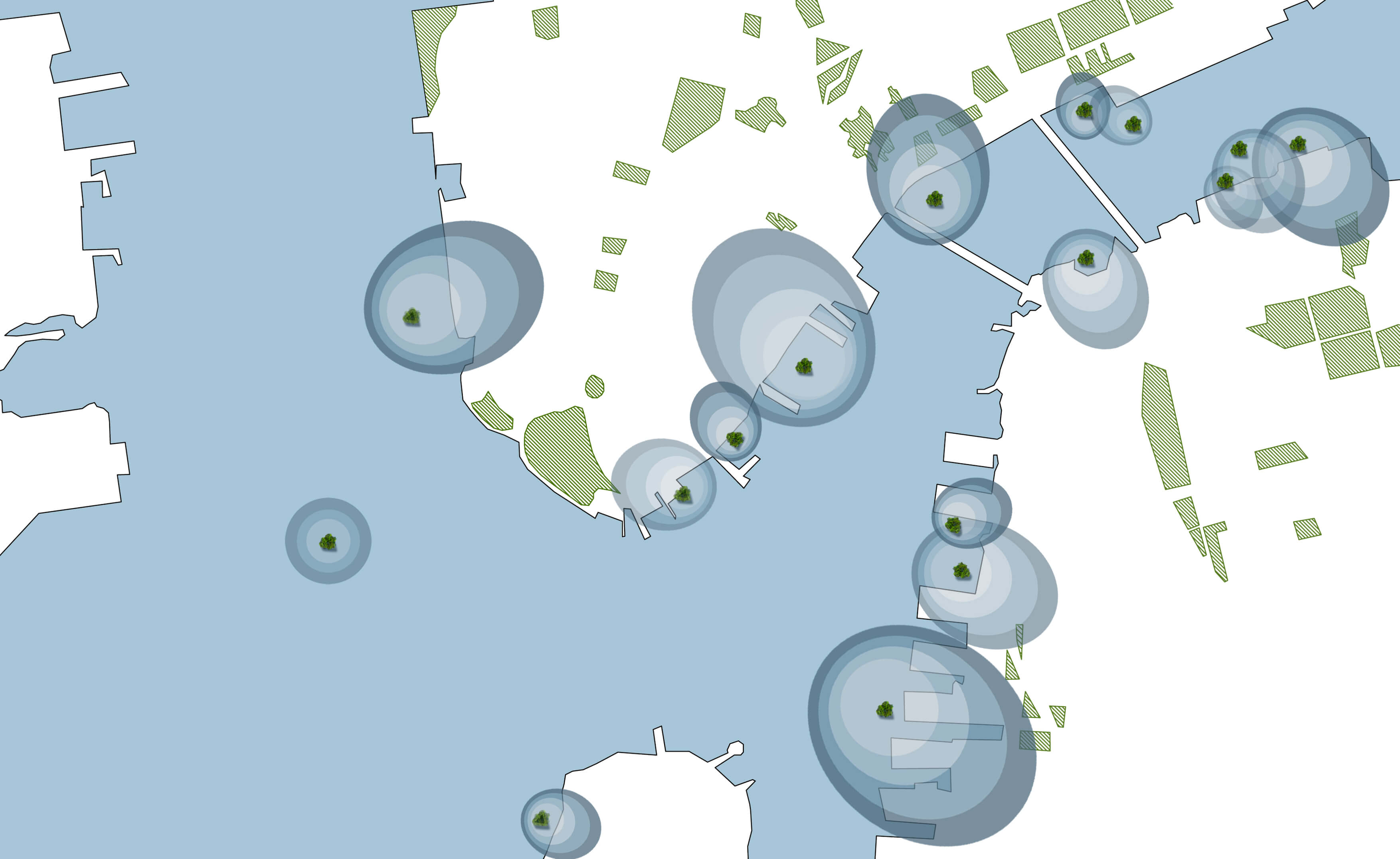 réseau sea tree