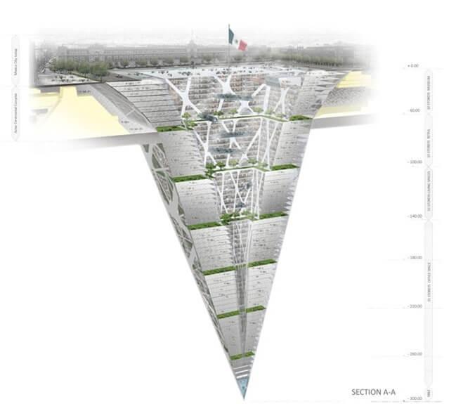 profil de l'Earthscraper