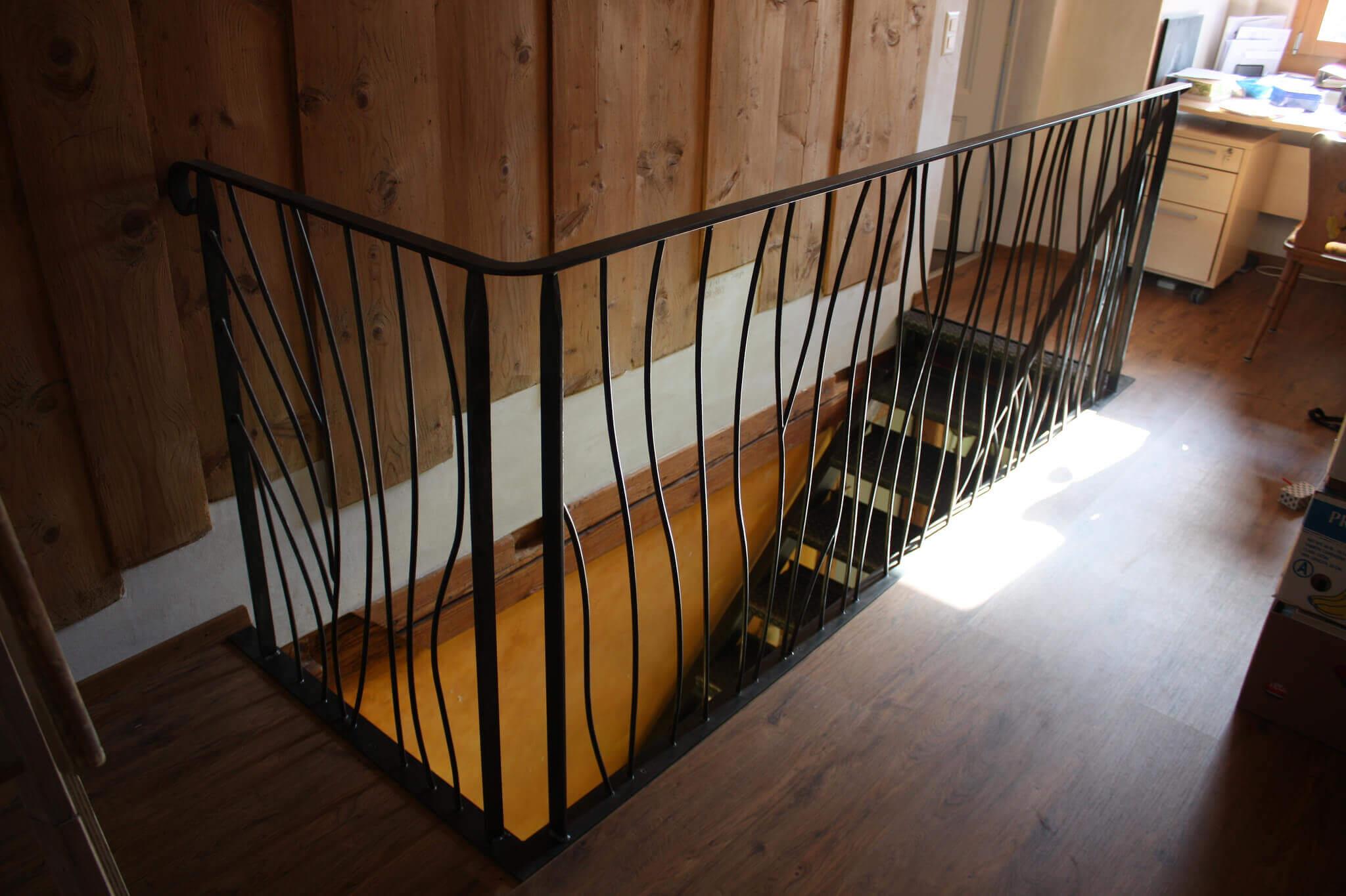 ouverture de trémie d escalier - cc Vincent Desmeules
