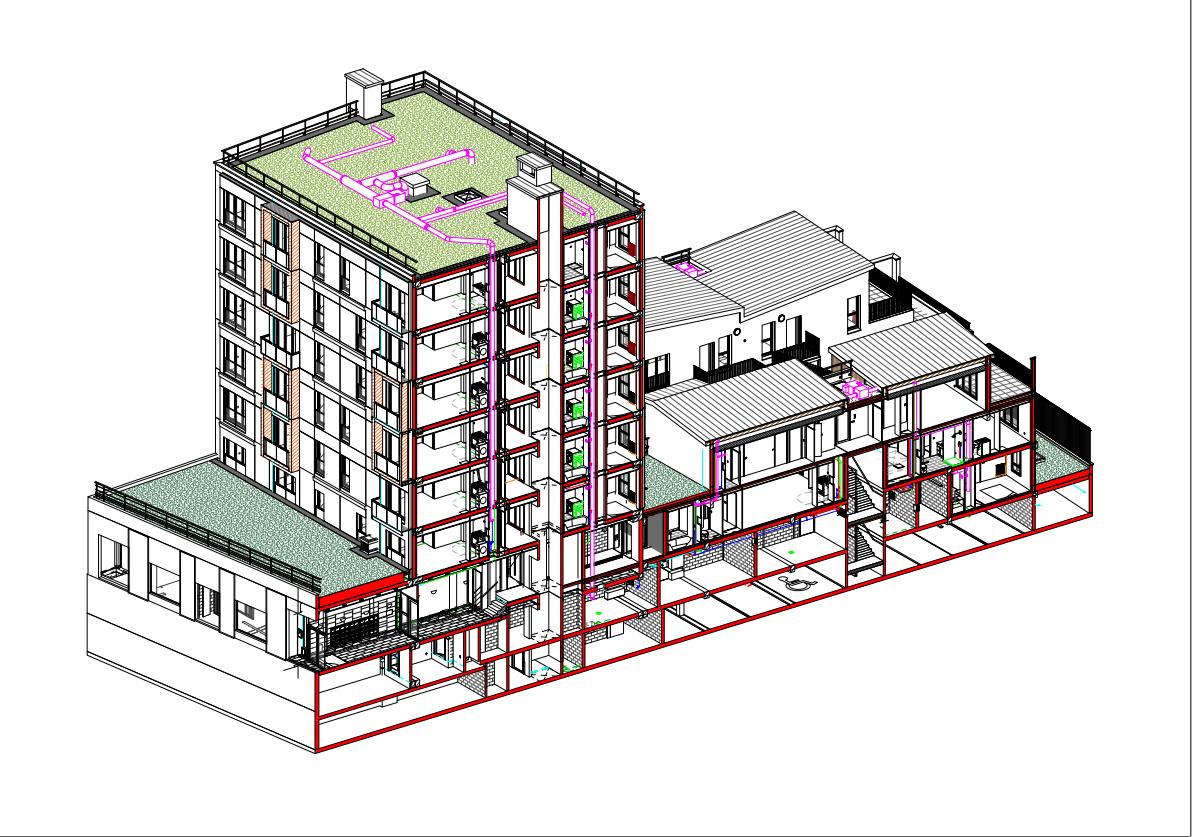 38 logements et création de 10 logements 1